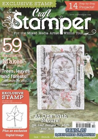 Craft Stamper - October 2019
