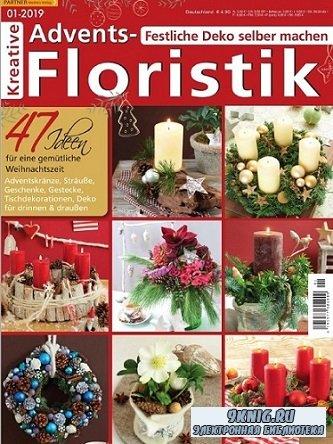 Kreative Advents - Floristik №1 2019