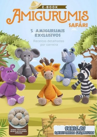 Amigurumis safari