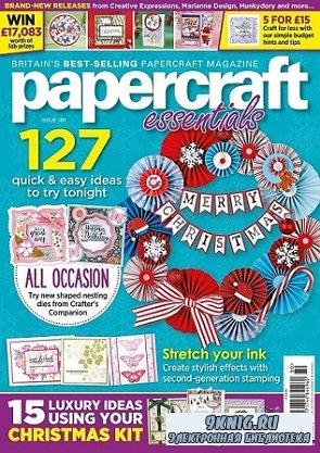 Papercraft Essentials №180 2019