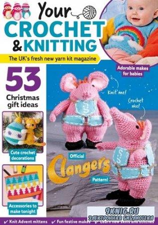 Your Crochet & Knitting №13 2019