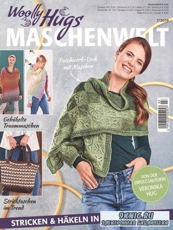 Woolly Hugs Maschenwelt №7 2019