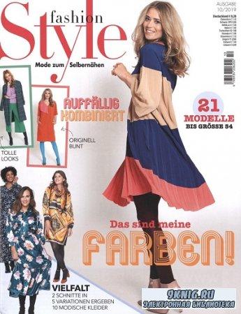 Fashion Style №10 2019
