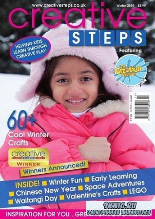 Creative Steps - Winter 2019