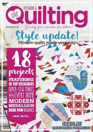 Love Patchwork & Quilting №81 2019