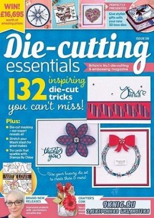 Die-cutting Essentials №59 2019