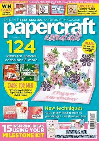 Papercraft Essentials №182 2020