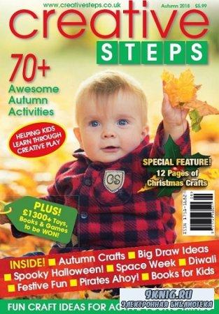 Creative Steps - Automn 2018