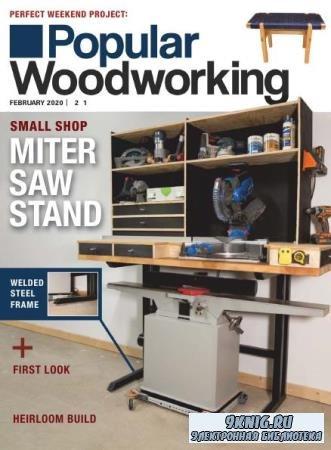 Popular Woodworking №251  (2020)