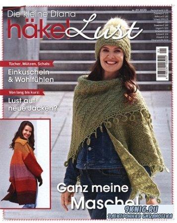 Die kleine Diana Hakel Lust №1 2020