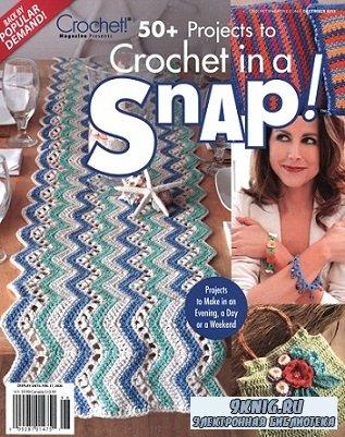 Crochet! - Crochet in a Snap! - December 2019