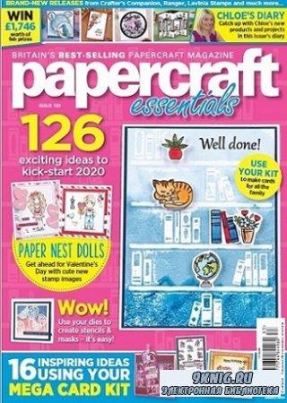 Papercraft Essentials №183 2020