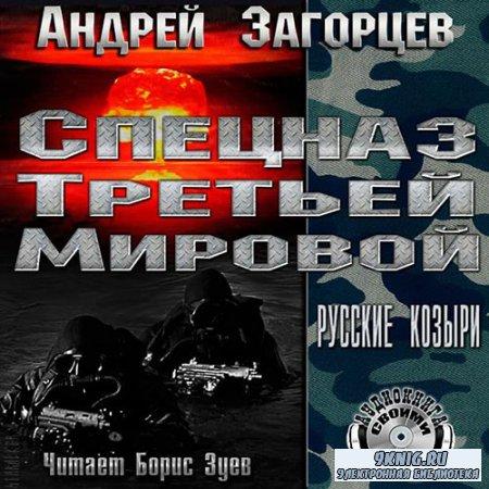 Загорцев Андрей - Спецназ третьей мировой. Русские козыри (Аудиокнига)