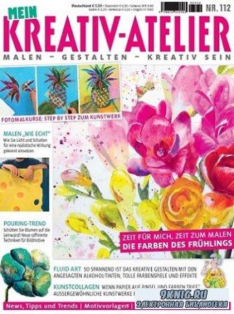 Mein Kreativ-Atelier №112 2020