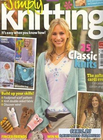 Simply Knitting - September 2005