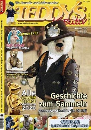 Teddys Kreativ №2 2020