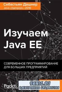 Себастьян Дашнер - Изучаем Java EE. Современное программирование для больших предприятий (2018)