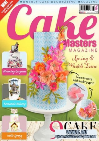 Cake Masters - March 2020
