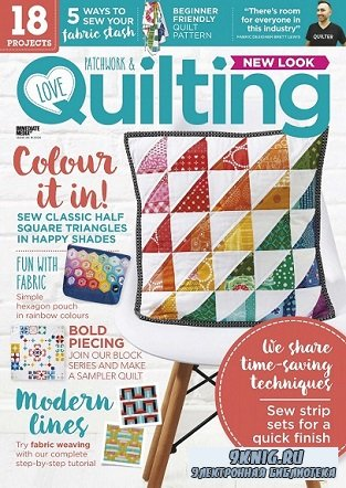 Love Patchwork & Quilting №85 2020