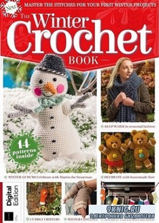 The Winter Crochet Book - 3rd Edition 2020