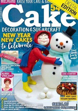 Cake Decoration & Sugarcraft - January 2019