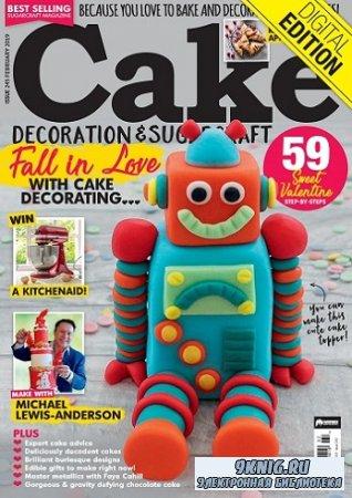Cake Decoration & Sugarcraft - February 2019