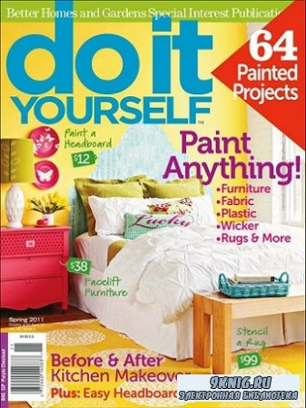 Do It Yourself - Spring 2011