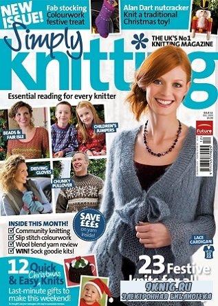 Simply Knitting №61 2009
