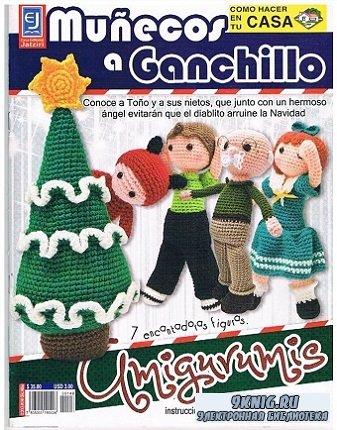 Munecos a Ganchillo - Amigurumis №140 2016