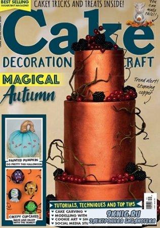 Cake Decoration & Sugarcraft - October 2020