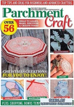 Parchment Craft - November/December 2020
