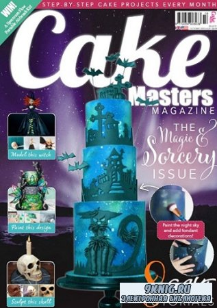 Cake Masters - October 2020
