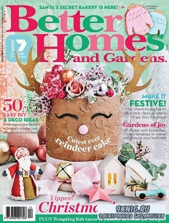 Better Homes and Gardens Australia - December 2020