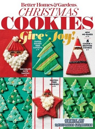 Better Homes & Gardens - Christmas Cookies 2020