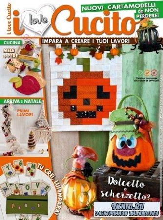 I love Cucito №36 2020 Settembre/Ottobre