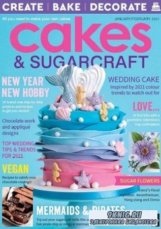 Cakes & Sugarcraft - January/February 2021
