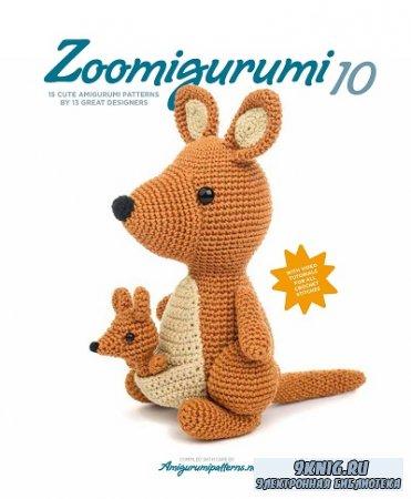 Zoomigurumi 10: 15 cute amigurumi patterns by 13 great designers