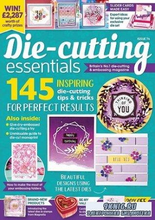 Die-cutting Essentials №74 2021
