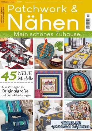 Patchwork & Nahen Spezial №2 2021