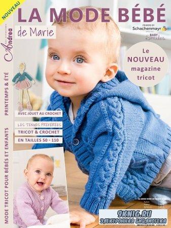 La Mode Bebe de Marie №2 2021 (French)