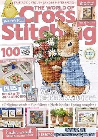 The World of Cross Stitching №305 2021