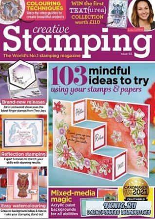 Creative Stamping №93 2021
