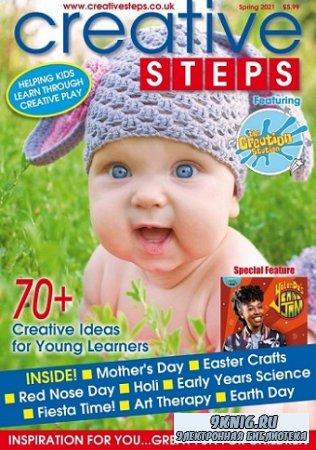 Creative Steps - Spring 2021
