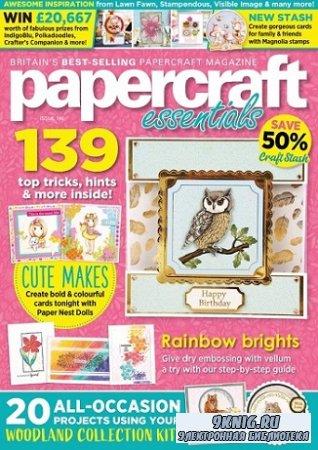 Papercraft Essentials - March 2021