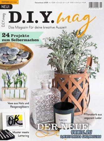 D.I.Y. mag  №1 2021