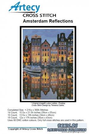 Artecy Cross Stitch - Amsterdam Reflections