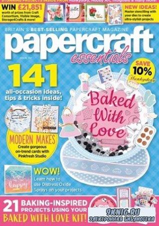 Papercraft Essentials - April 2021
