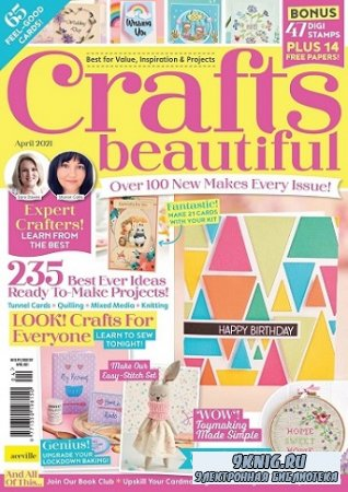 Crafts Beautiful - April 2021