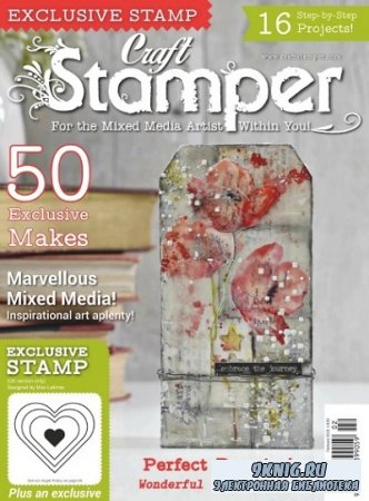 Craft Stamper - February 2020