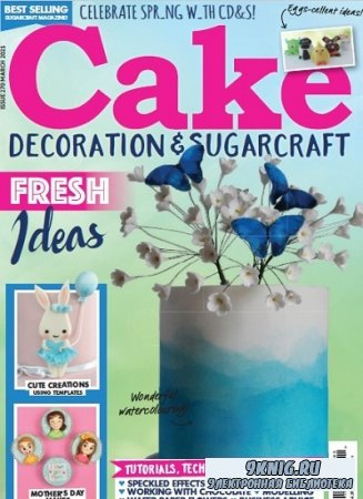 Cake Decoration & Sugarcraft - March 2021